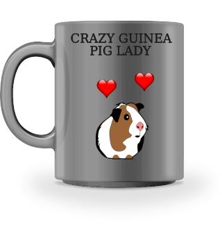 Crazy Guinea Pig Lady