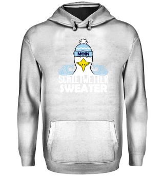 Schietwetter Sweater Hoodie Unisex