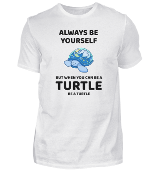 Turtle saying chilling Gift