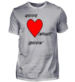 der beweis der liebe valentinstags shirt