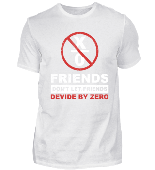 FRINDS DEVIDE by ZERO