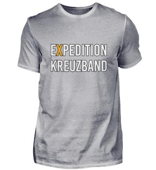 Expedition Kreuzband | Retro Vintage Design