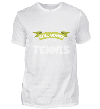 Real women play tennis