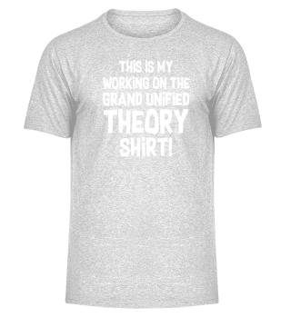 Gift Physicist: Grand Unified Theory