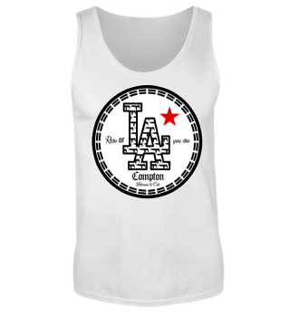 Herren Tank Top Welcome to Cali Ramirez