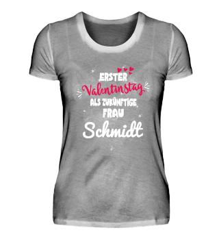 Frisch Verlobt Valentinstag T-Shirt