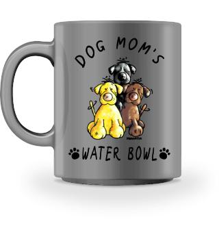 Labrador Retriever Dog Mom's Bowl I Mug