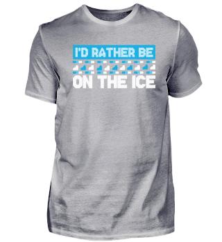 Ich würde auf Eis rathe