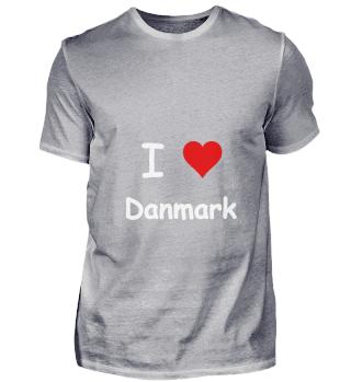 I love Denmark