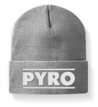 Pyro Wolle