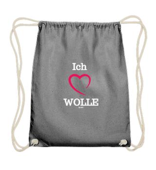 Ich liebe Wolle / by mi-li