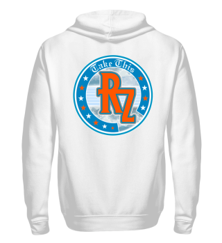 Herren Zip Hoodie Sweatshirt Take This Ramirez