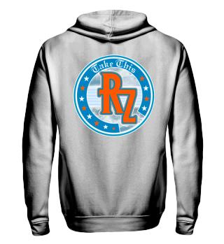Herren Zip Hoodie Sweatshirt Take This Ramirez