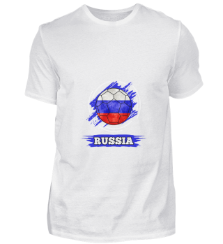 D003-0023 Country Flag Russia / Russland