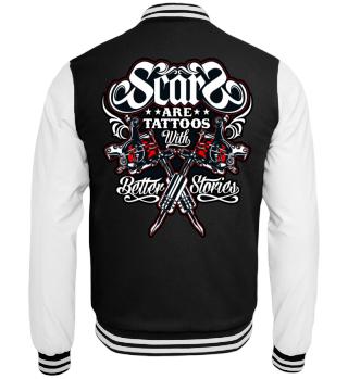 Herren College Jacke Tattoo Ramirez