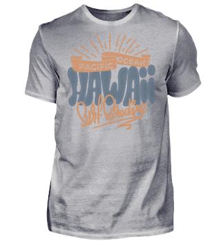 Herren Kurzarm T-Shirt Hawaii Ramirez