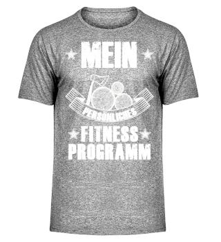Holz -Mein persönliches Fitness Programm