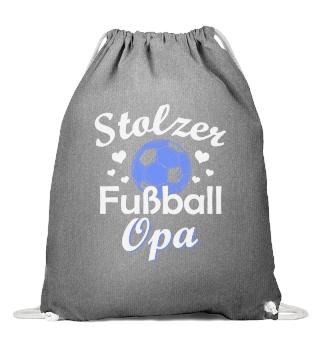 Opa · Stolzer Fußball Opa