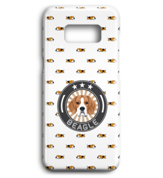 Beagle Phone Cover Handyhülle für Samsung