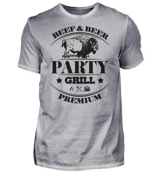 ☛ Partygrill - Premium - Beef #5S