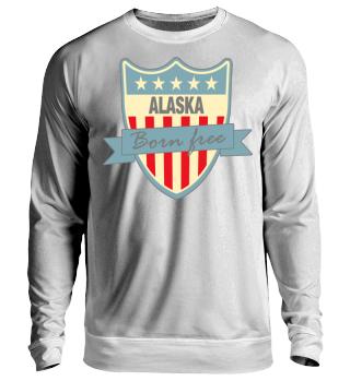 Herren Langarm Shirt Alaska Ramirez