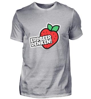 Erdbeerdenken