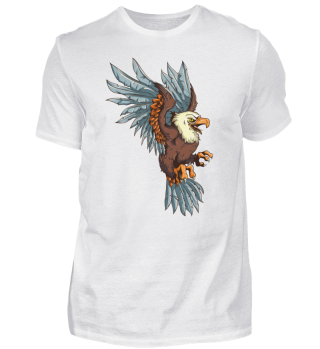 Adler Angriff Fliegen Freiheit