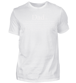DAD FAMILY SHIRTS