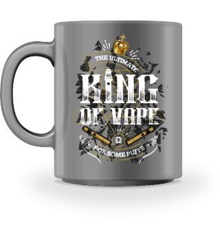 King Of Vape - Tasse