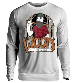 Herren Langarm Shirt Wood Ramirez