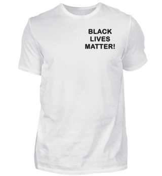 Black Lives Matter!