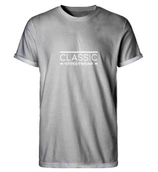 Classic | White | Rollup-TShirt
