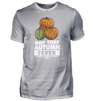 Got That Autumn Fever