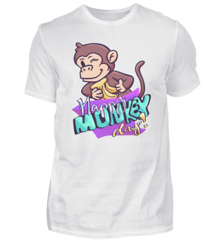 Monkey Day Monkey Chimpanzee Gorilla Zoo