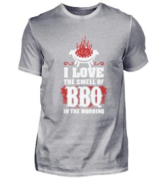 I Love BBQ Grillen Beef Rind Grill Pork