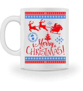 UGLY CHRISTMAS DESIGN #8.7A