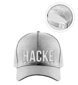 Hacke Dicht Party Saufen Mütze