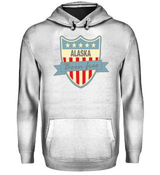 Herren Hoodie Sweatshirt Alaska Ramirez