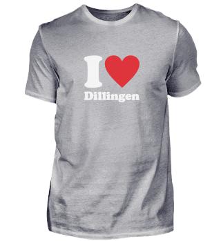 I love Dillingen