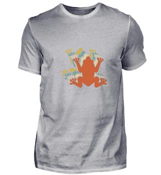 Frosch Amphibie · Farben