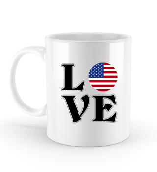 I love the USA - reisen - Geschenk
