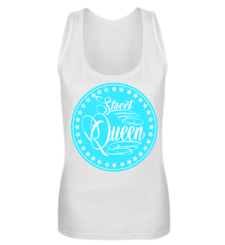 Damen Tank Top Street Queen W Ramirez