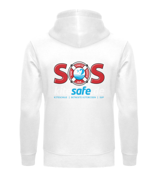 kitesafe.de SaveOurSchool Hoody black