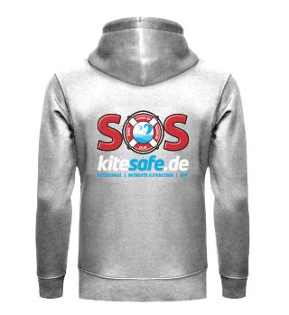 kitesafe.de SaveOurSchool Hoody black