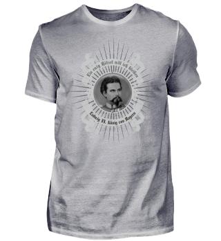 Ludwig II - Zierrahmen