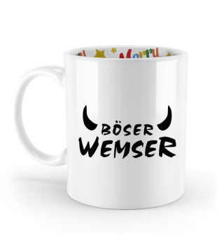 Böser Wemser | Tassen
