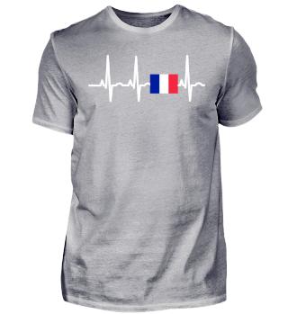 EKG Frankreich