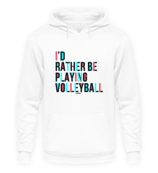 Volleyball Sport fun saying gift