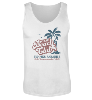 Miami Beach Club - Tanktop