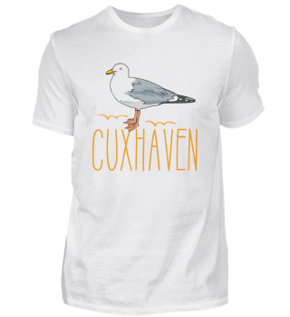Cuxhaven Seagull Wadden Sea Wildlife Isl